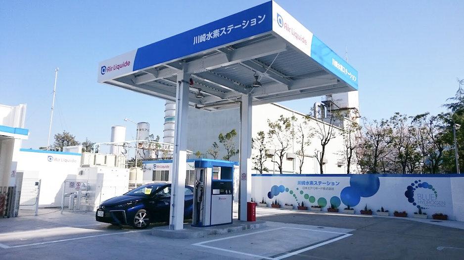 川崎市:川崎市内の水素ステーションについて
