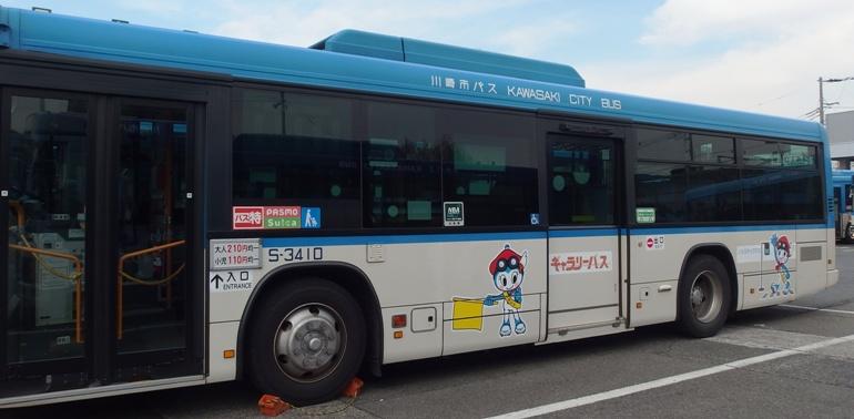 交通安全ギャラリーバス