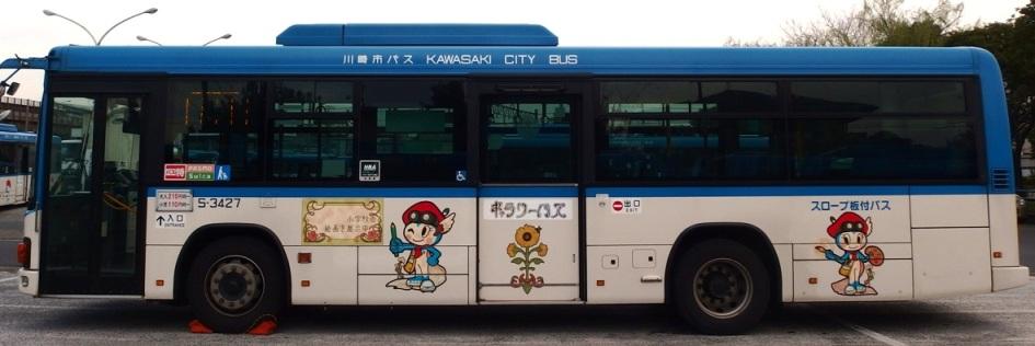 ギャラリーバス新型車両